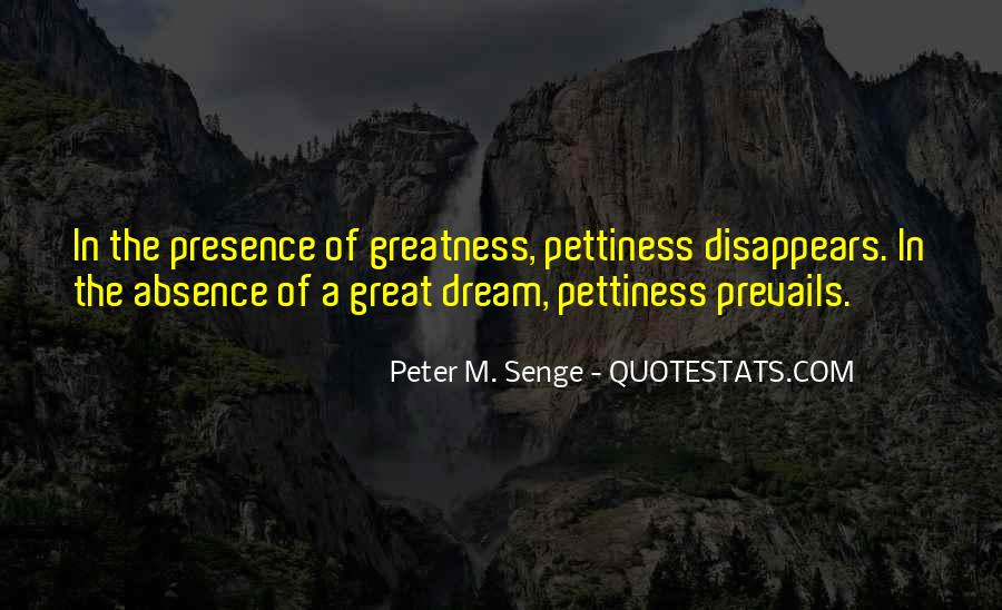 Life Pettiness Quotes #1403790