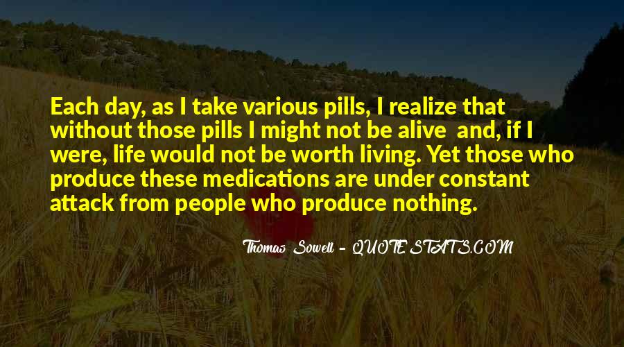 Life Pills Quotes #1434701