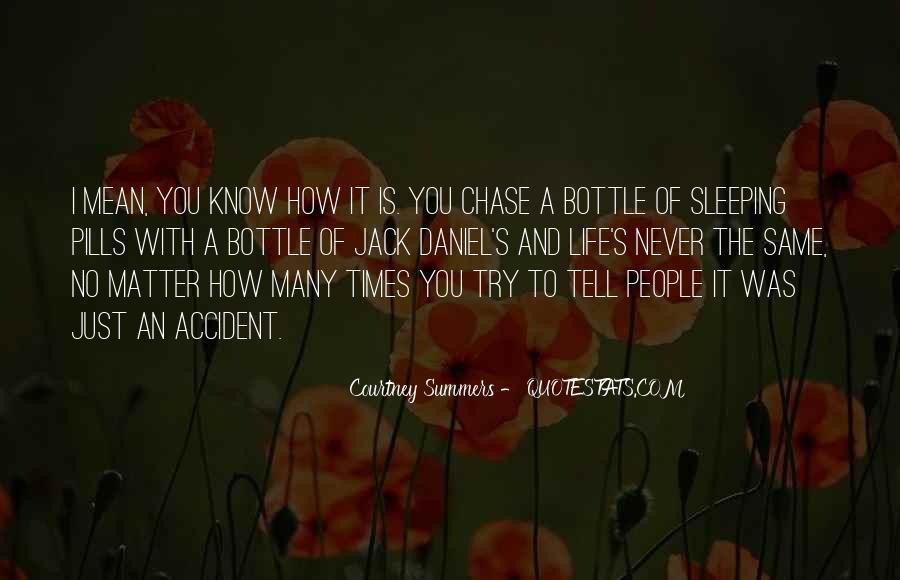 Life Pills Quotes #275894