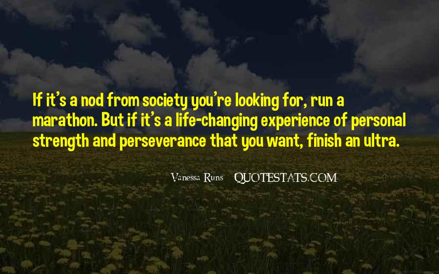 Life Runs Quotes #1014108