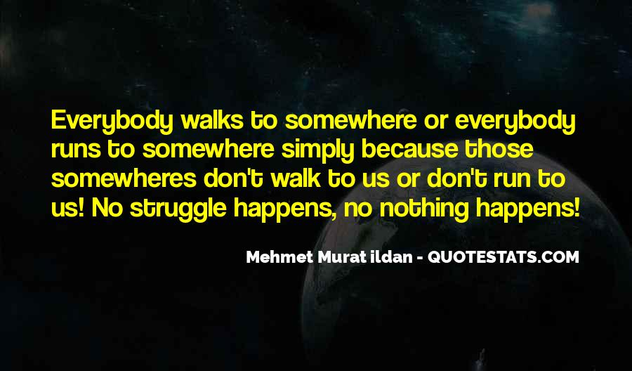 Life Runs Quotes #1058212