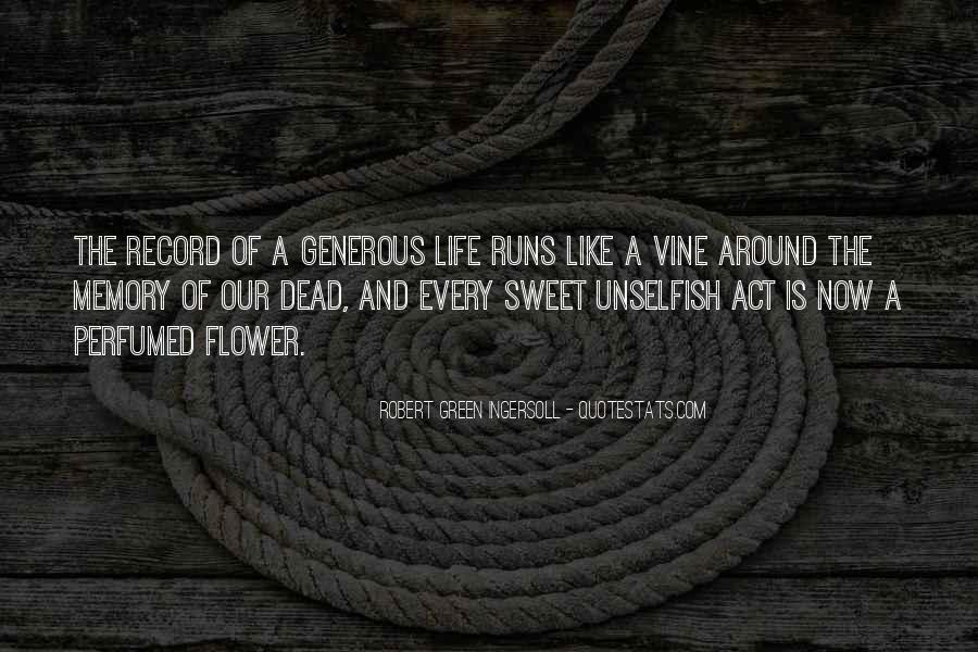 Life Runs Quotes #1078009