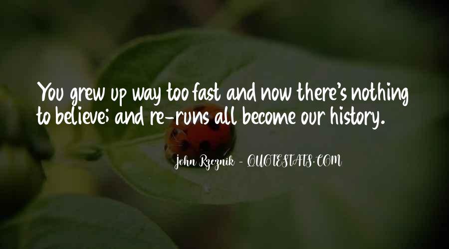 Life Runs Quotes #1124545