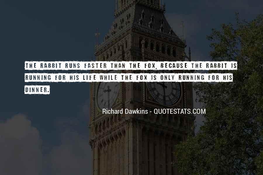 Life Runs Quotes #1143611