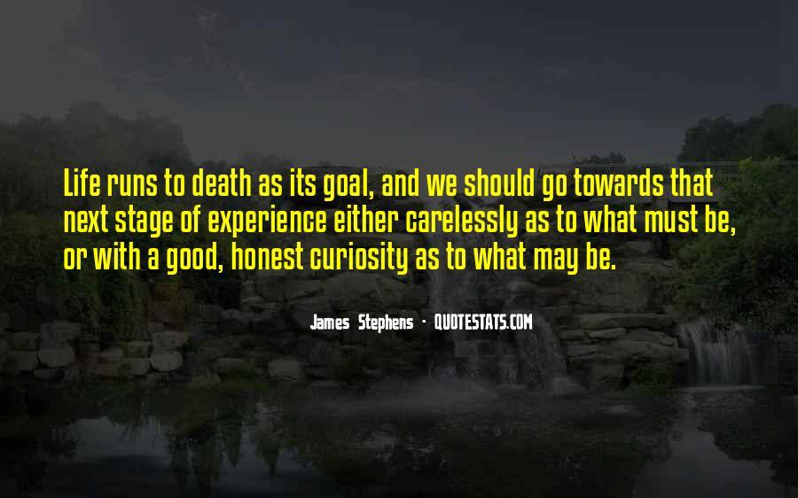 Life Runs Quotes #1161752