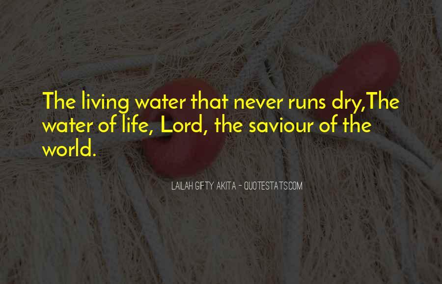 Life Runs Quotes #1181062