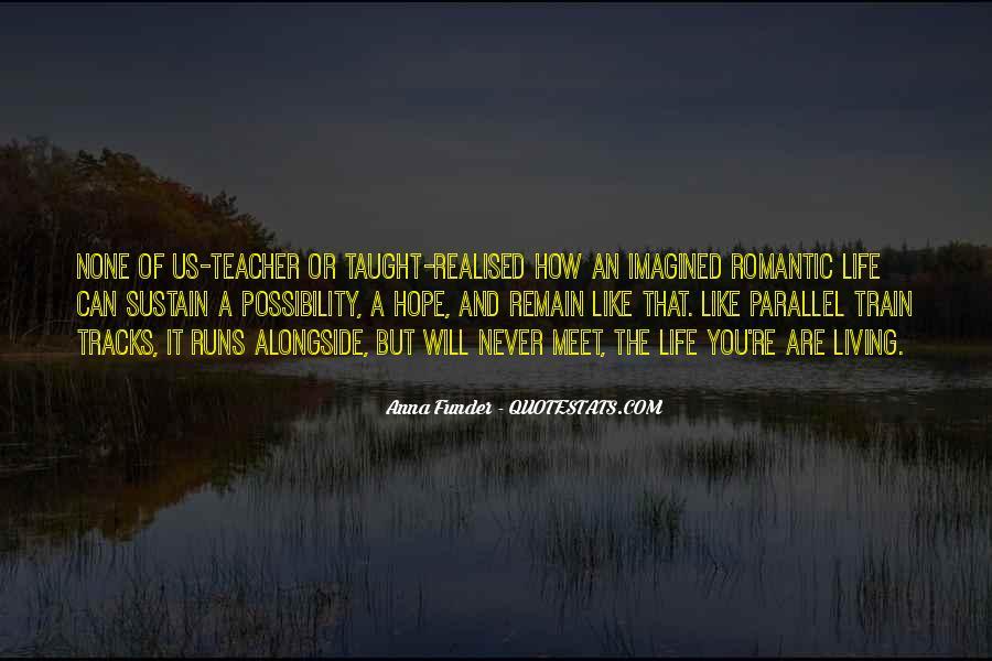 Life Runs Quotes #1189180
