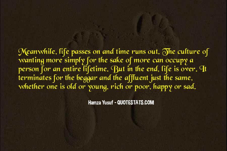 Life Runs Quotes #445690
