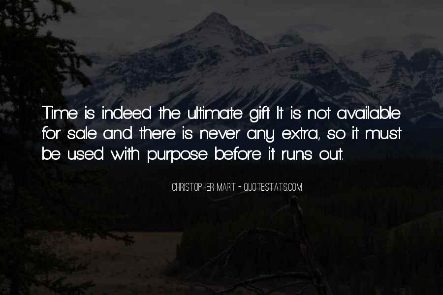Life Runs Quotes #462809