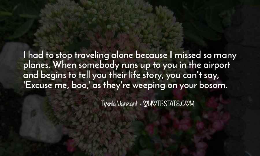 Life Runs Quotes #517595