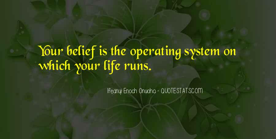 Life Runs Quotes #576936
