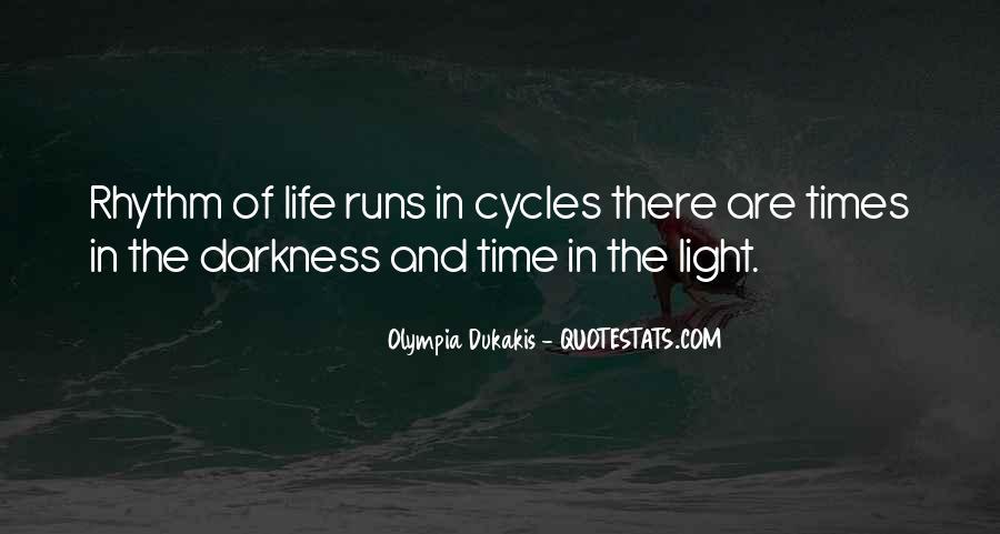 Life Runs Quotes #635611