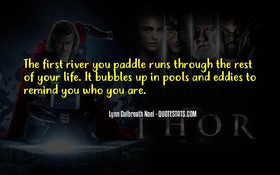 Life Runs Quotes #78262