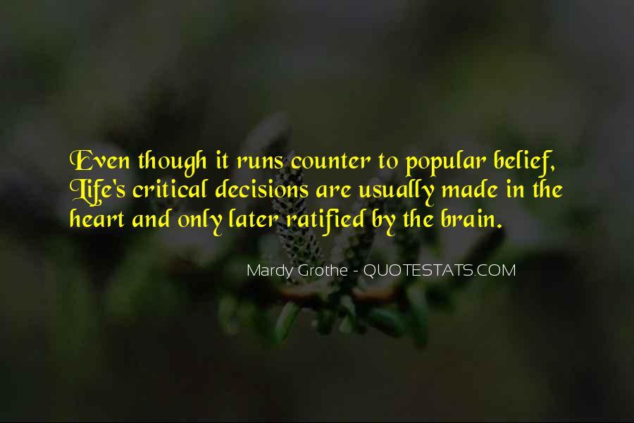 Life Runs Quotes #835824