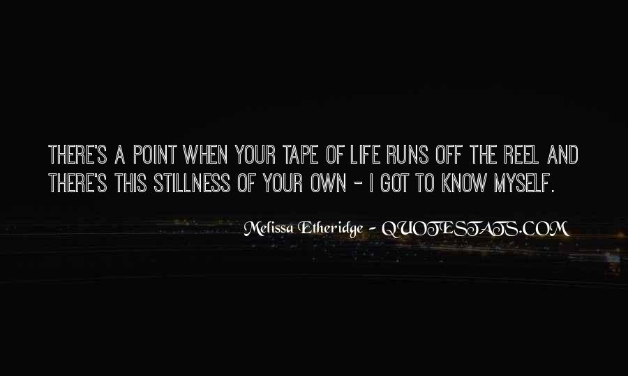 Life Runs Quotes #840585