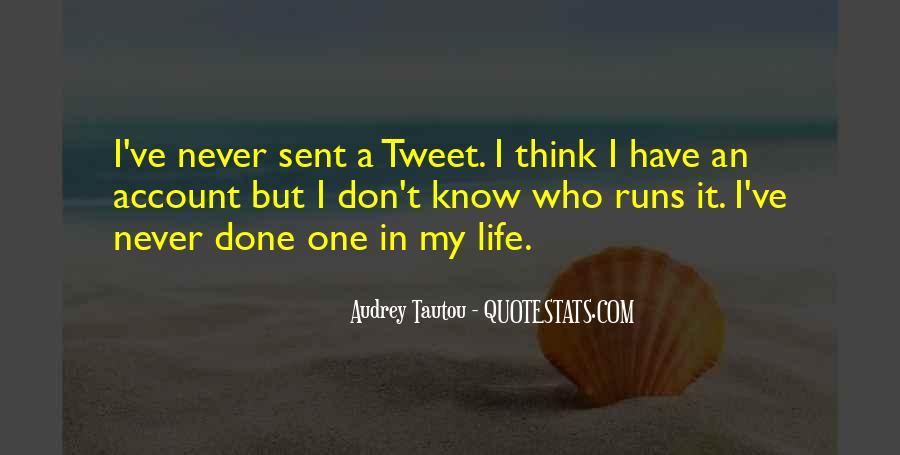 Life Runs Quotes #870044