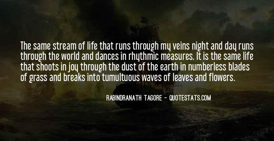 Life Runs Quotes #943777