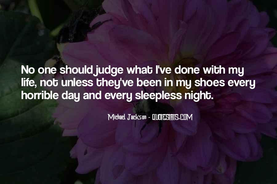 Life Sleepless Quotes #1055198
