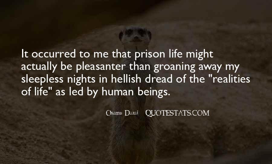 Life Sleepless Quotes #1850462