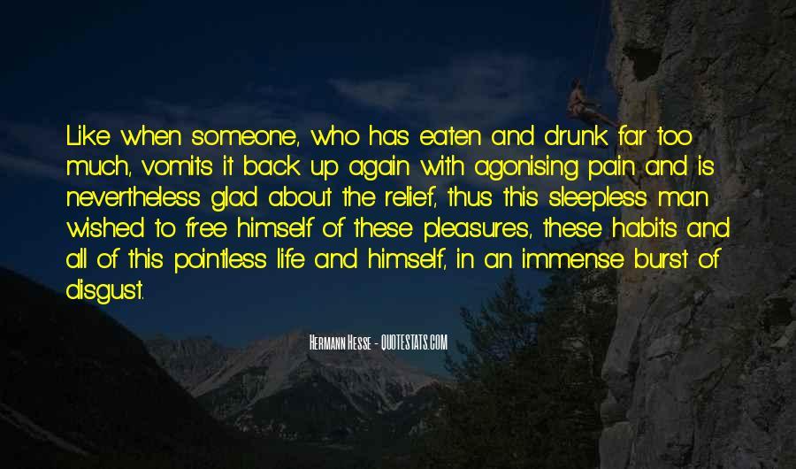 Life Sleepless Quotes #615171