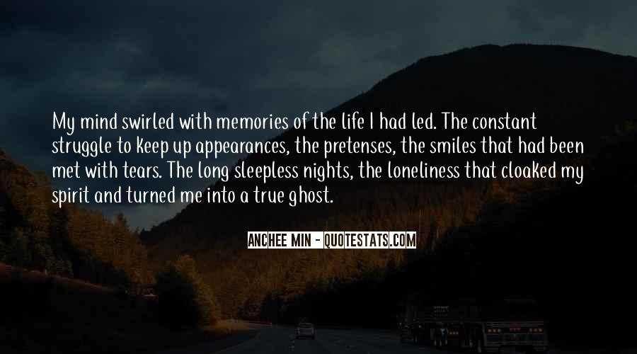 Life Sleepless Quotes #736226