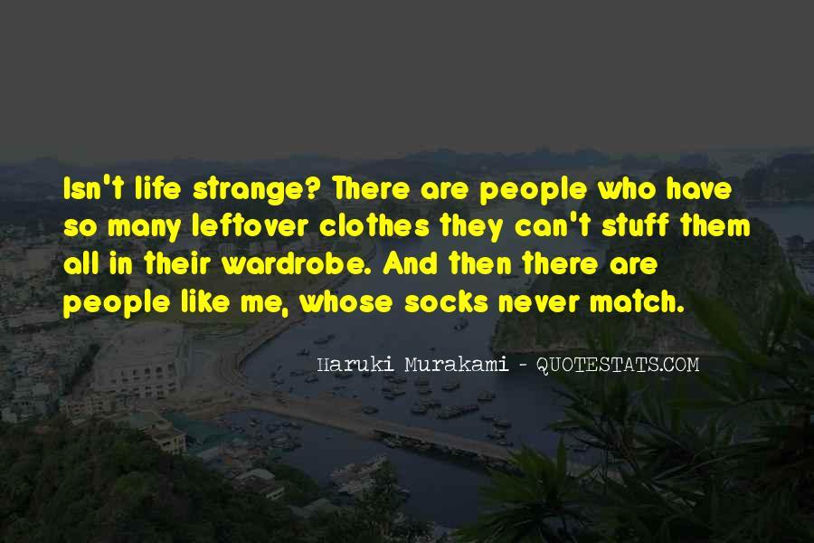Life Socks Quotes #1542268