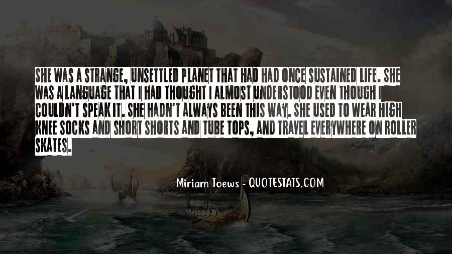 Life Socks Quotes #1651983