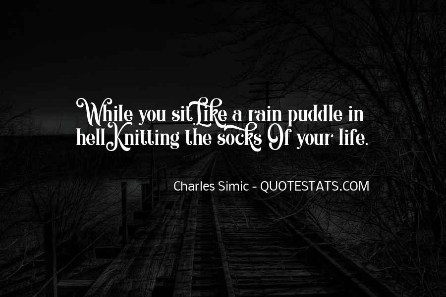 Life Socks Quotes #1693207