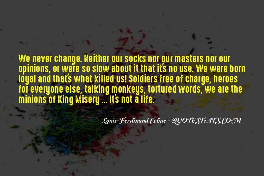 Life Socks Quotes #262502