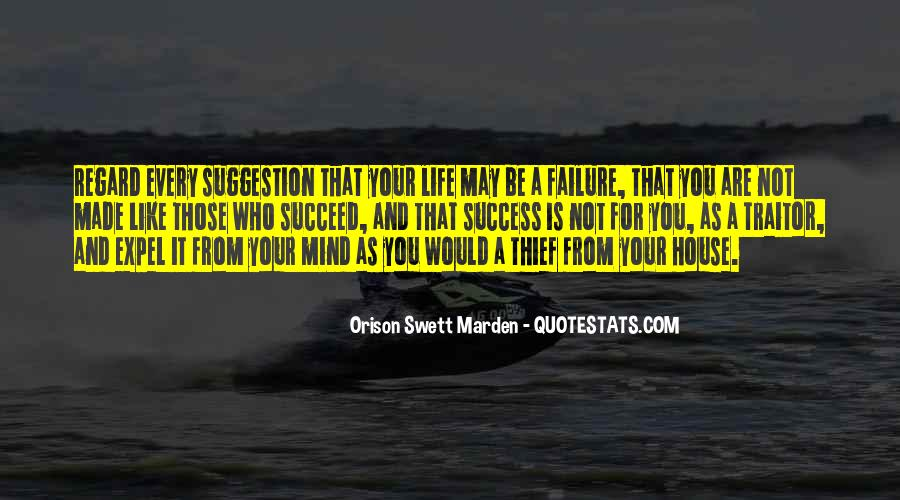 Life Suggestion Quotes #1759786