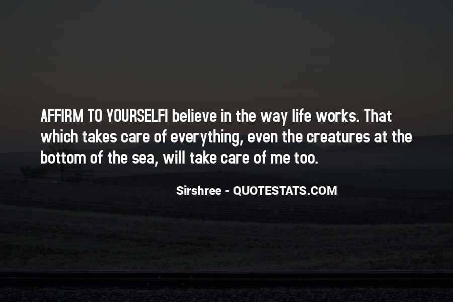 Life Takes Me Quotes #129296