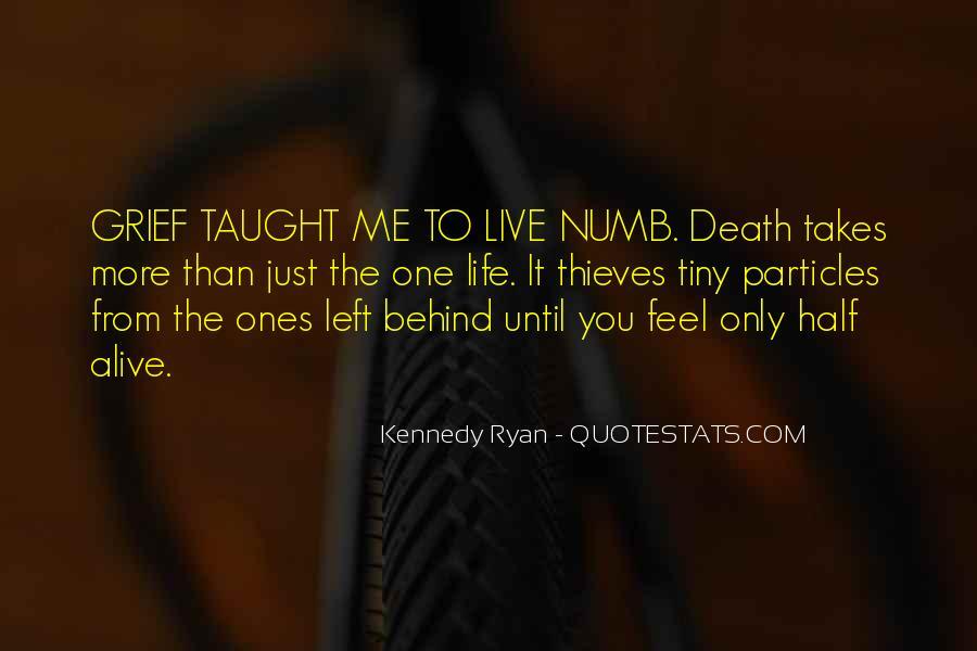 Life Takes Me Quotes #1742525