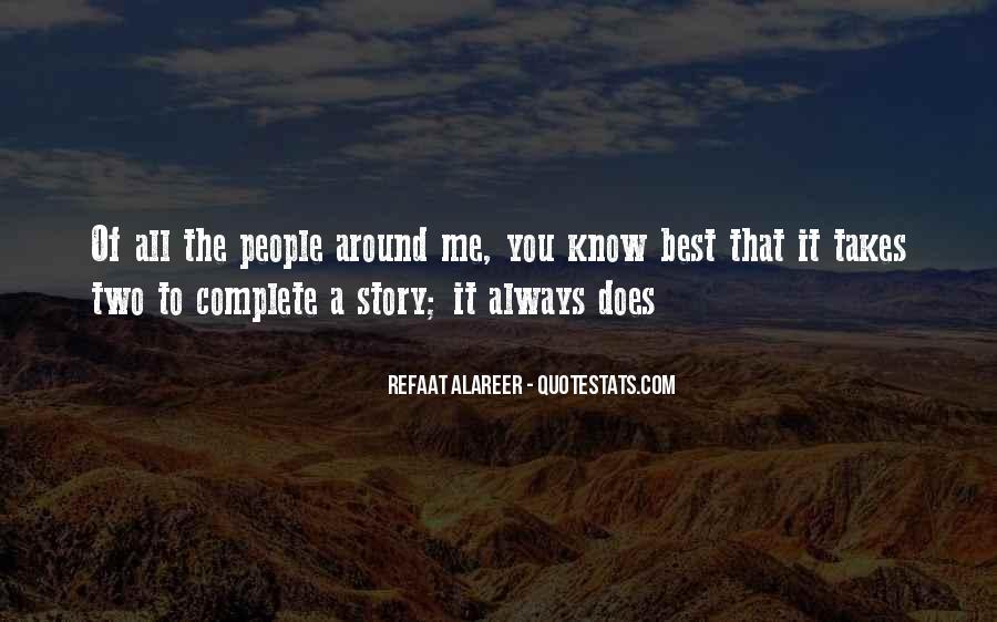 Life Takes Me Quotes #1859536