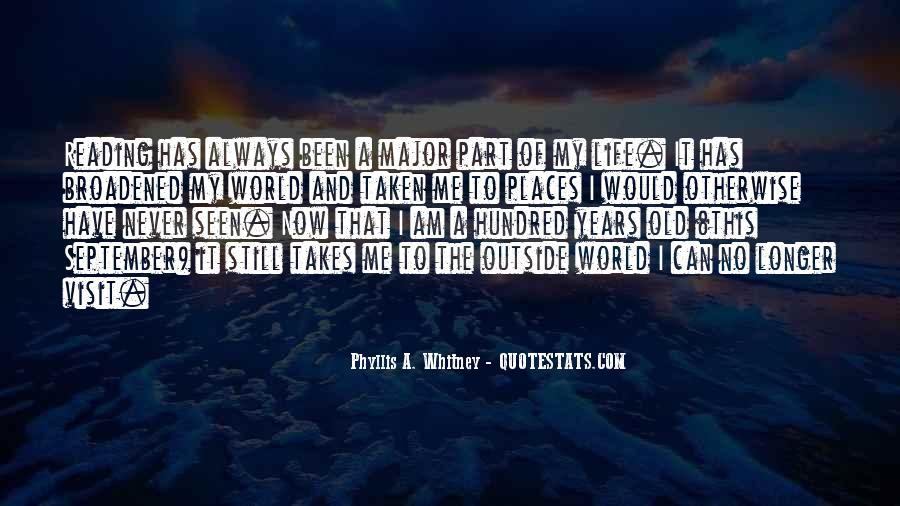 Life Takes Me Quotes #674488