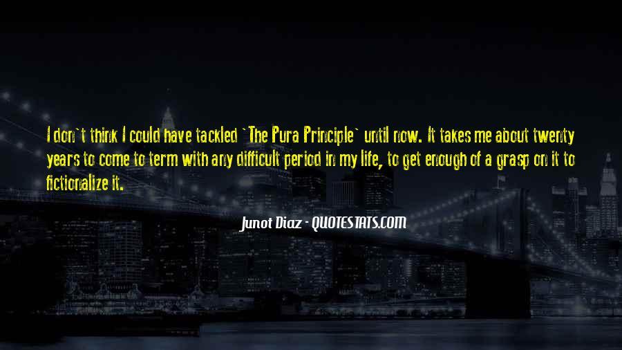 Life Takes Me Quotes #753193