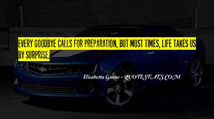 Life Takes Us Quotes #11183