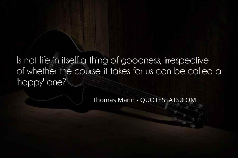 Life Takes Us Quotes #1250742
