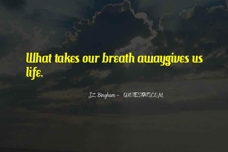 Life Takes Us Quotes #501977