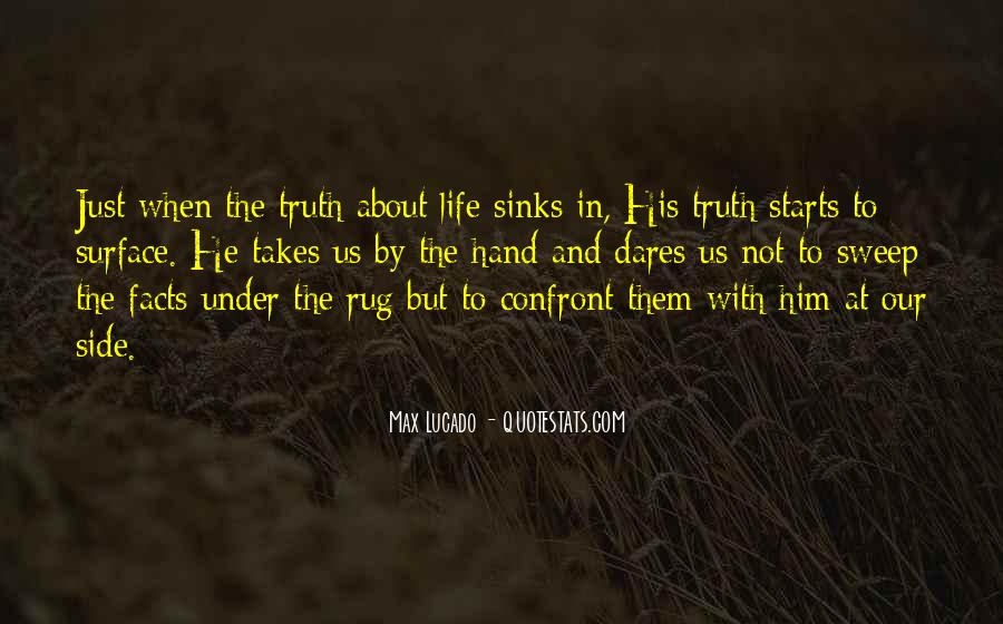 Life Takes Us Quotes #552091