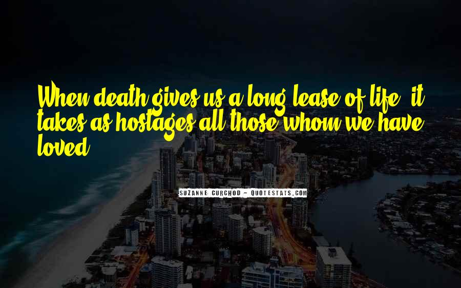 Life Takes Us Quotes #58711