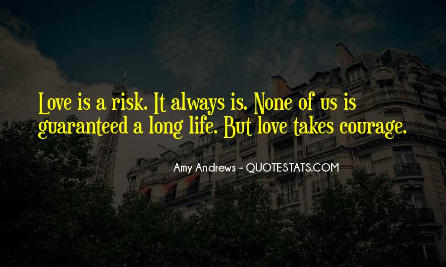 Life Takes Us Quotes #779539