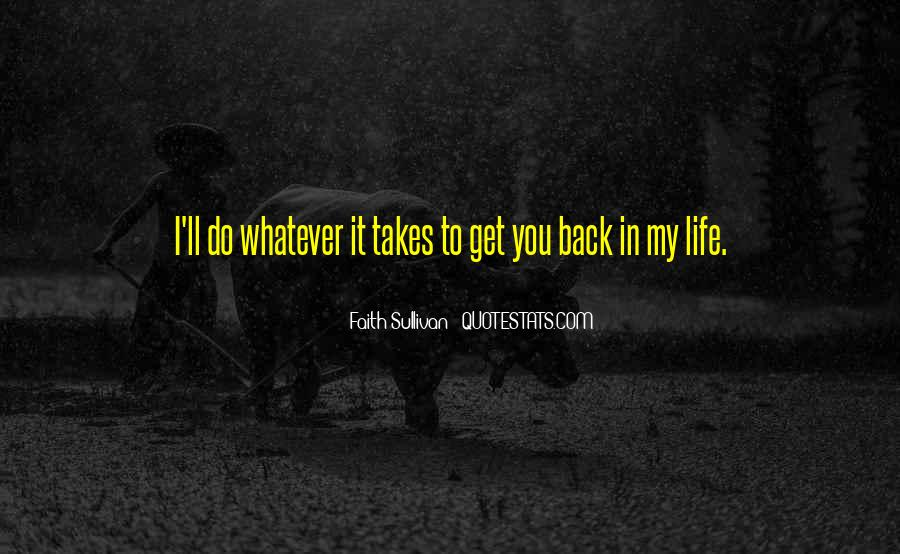 Life Takes You Quotes #112068