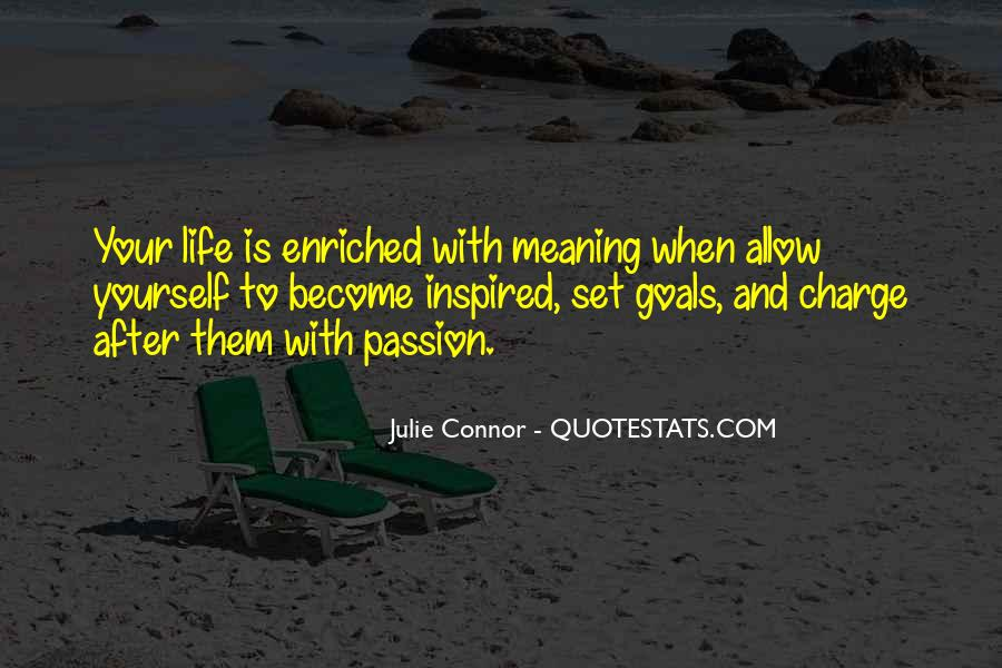 Life With Meaning Quotes #162899