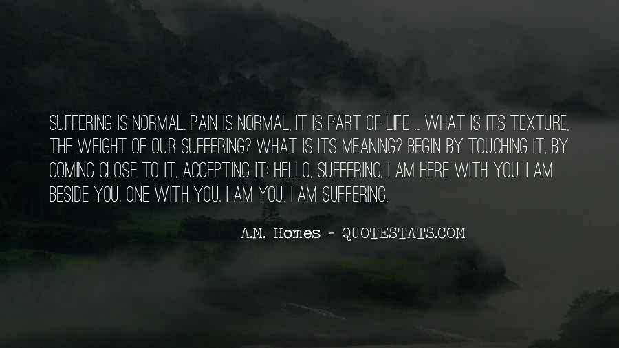 Life With Meaning Quotes #298210