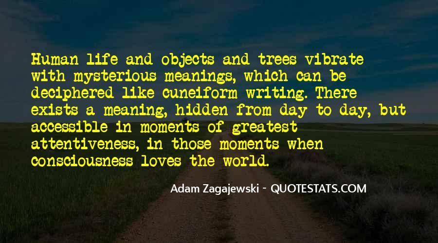 Life With Meaning Quotes #448221