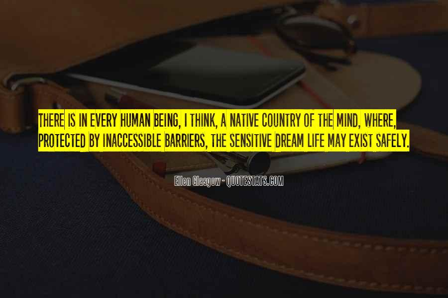 Life Without Barriers Quotes #1080034