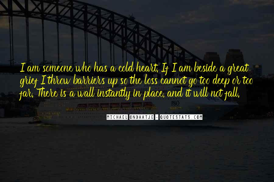 Life Without Barriers Quotes #208046