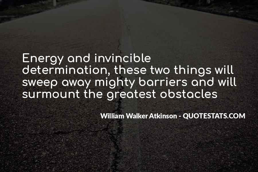 Life Without Barriers Quotes #664603
