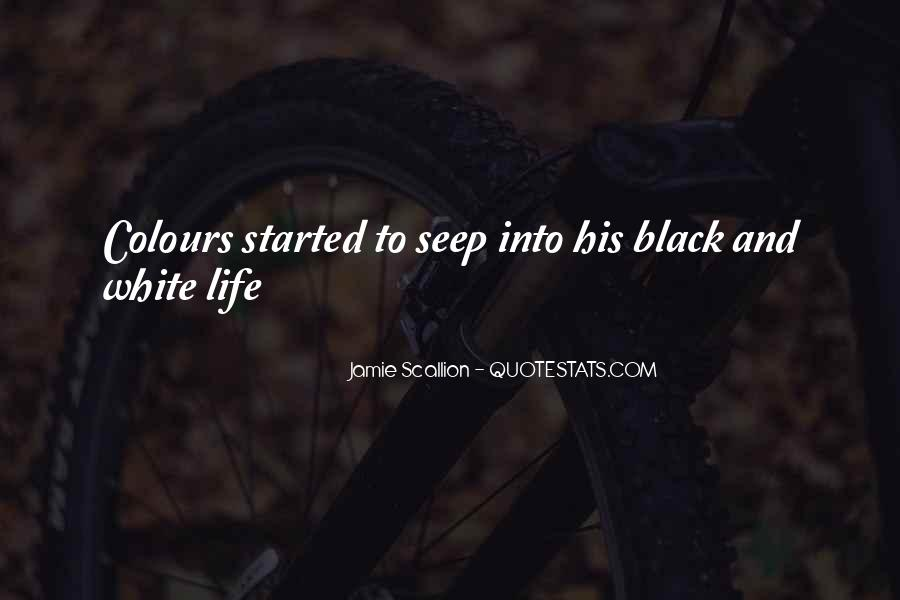 Life Without Colours Quotes #15243