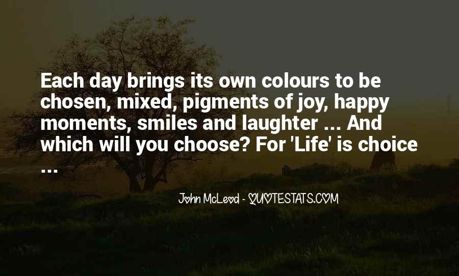 Life Without Colours Quotes #17863
